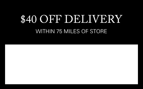 $40 Off Delivery